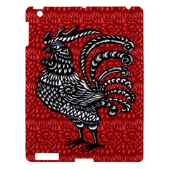 Year of the Rooster Apple iPad 3/4 Hardshell Case
