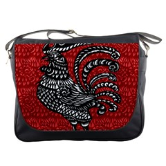 Year of the Rooster Messenger Bags