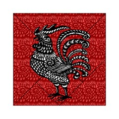 Year of the Rooster Acrylic Tangram Puzzle (6  x 6 )