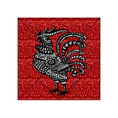 Year of the Rooster Acrylic Tangram Puzzle (4  x 4 )