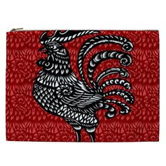 Year of the Rooster Cosmetic Bag (XXL)