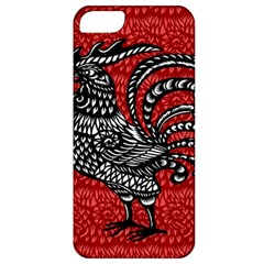 Year of the Rooster Apple iPhone 5 Classic Hardshell Case