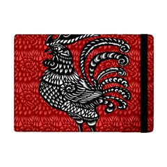 Year of the Rooster Apple iPad Mini Flip Case
