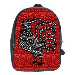 Year of the Rooster School Bags (XL)
