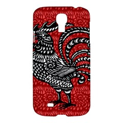 Year of the Rooster Samsung Galaxy S4 I9500/I9505 Hardshell Case