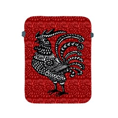 Year of the Rooster Apple iPad 2/3/4 Protective Soft Cases