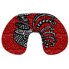 Year of the Rooster Travel Neck Pillows