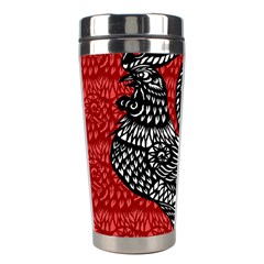 Year of the Rooster Stainless Steel Travel Tumblers