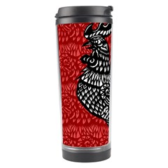 Year of the Rooster Travel Tumbler