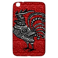 Year of the Rooster Samsung Galaxy Tab 3 (8 ) T3100 Hardshell Case