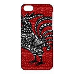 Year of the Rooster Apple iPhone 5C Hardshell Case
