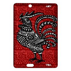 Year of the Rooster Amazon Kindle Fire HD (2013) Hardshell Case