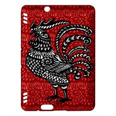 Year of the Rooster Kindle Fire HDX Hardshell Case