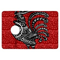 Year of the Rooster Kindle Fire HDX Flip 360 Case