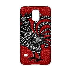 Year of the Rooster Samsung Galaxy S5 Hardshell Case