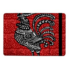 Year of the Rooster Samsung Galaxy Tab Pro 10.1  Flip Case