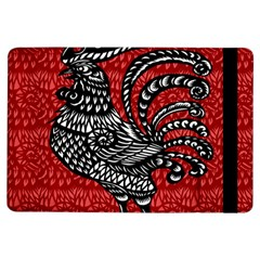 Year of the Rooster iPad Air Flip