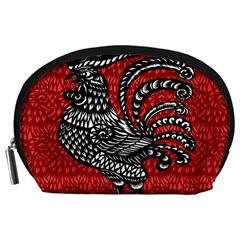 Year of the Rooster Accessory Pouches (Large)