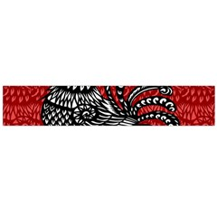 Year of the Rooster Flano Scarf (Large)