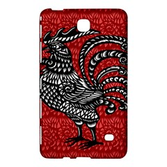 Year of the Rooster Samsung Galaxy Tab 4 (8 ) Hardshell Case