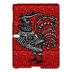 Year of the Rooster Samsung Galaxy Tab S (10.5 ) Hardshell Case