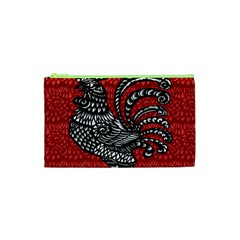 Year of the Rooster Cosmetic Bag (XS)