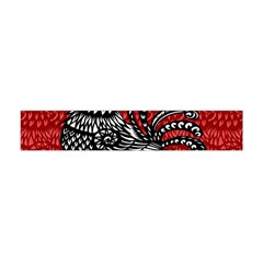 Year of the Rooster Flano Scarf (Mini)