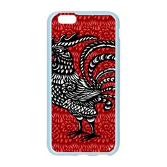 Year of the Rooster Apple Seamless iPhone 6/6S Case (Color)