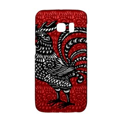 Year of the Rooster Galaxy S6 Edge