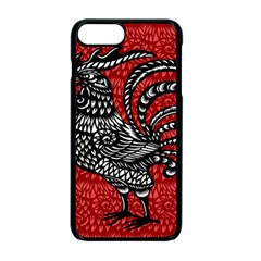 Year of the Rooster Apple iPhone 7 Plus Seamless Case (Black)