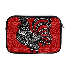 Year of the Rooster Apple MacBook Pro 17  Zipper Case