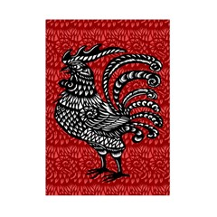Year of the Rooster Small Tapestry