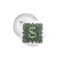 Money Symbol Ornament 1.75  Buttons
