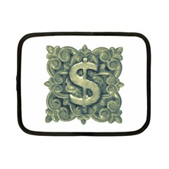 Money Symbol Ornament Netbook Case (Small)