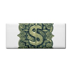 Money Symbol Ornament Cosmetic Storage Cases