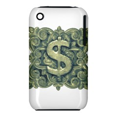 Money Symbol Ornament iPhone 3S/3GS