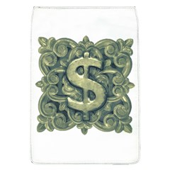 Money Symbol Ornament Flap Covers (L)