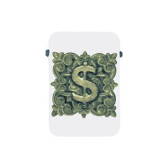 Money Symbol Ornament Apple iPad Mini Protective Soft Cases