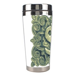 Money Symbol Ornament Stainless Steel Travel Tumblers