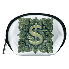 Money Symbol Ornament Accessory Pouches (Medium)
