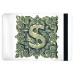 Money Symbol Ornament iPad Air 2 Flip