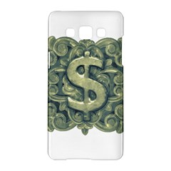 Money Symbol Ornament Samsung Galaxy A5 Hardshell Case