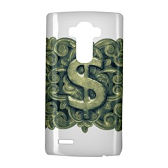 Money Symbol Ornament LG G4 Hardshell Case