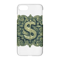 Money Symbol Ornament Apple iPhone 7 Hardshell Case