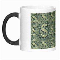 Money Symbol Ornament Morph Mugs