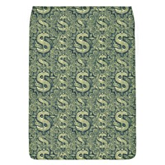 Money Symbol Ornament Flap Covers (L)
