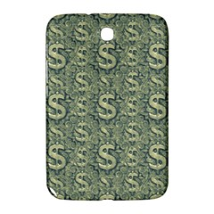 Money Symbol Ornament Samsung Galaxy Note 8.0 N5100 Hardshell Case