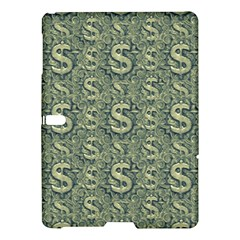 Money Symbol Ornament Samsung Galaxy Tab S (10.5 ) Hardshell Case