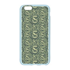 Money Symbol Ornament Apple Seamless iPhone 6/6S Case (Color)