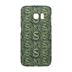 Money Symbol Ornament Galaxy S6 Edge
